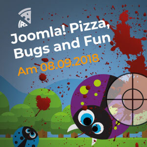 Pizza Bugs and Fun