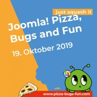 Pizza, Bugs and Fun